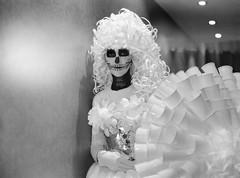 Bride from Murter (gsantar) Tags: film photography mamiya 1000s 645 sekor 90mm f19 rollei rpx 400 goran šantar waldinger osijek carnival