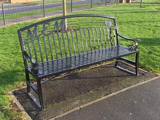 Madge's Bench
