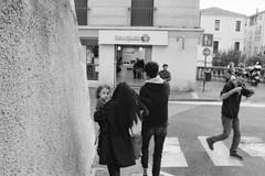 --- (ivaslop) Tags: children niño france blackandwhite blancoynegro kentmere 100 2018 film streetlife calle narbonne