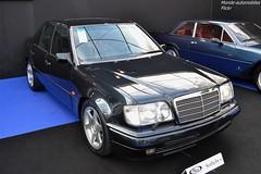 Mercedes E500 Limited 1994 (Monde-Auto Passion Photos) Tags: voiture vehicule auto automobile mercedes e500 limited limiter coupé rare rareté vente enchère sothebys france paris vauban