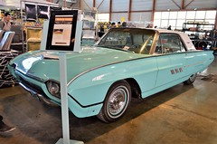 Ford Thunderbird 1963 (benoits15) Tags: ford thunderbird 1963 usa america car nimes auto retro