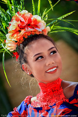 Pacific Islander Festival 2018 (Sam Antonio Photography) Tags: island polynesian dancer tropical polynesia exotic culture woman traditional travel lifestyle indigenous performance hula tahitian tourism female pacificocean portrait hawaii smile outdoor tahiti ethnicgroups performingarts beauty flower tahitians attractive asian frenchpolynesia sandiego pifa pacificislander