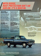 1984 Dodge Ram D100 & D150 Pick-Up Truck Page 2 USA Original Magazine Advertisement (Darren Marlow) Tags: 1 4 5 8 9 19 84 1984 d dodge r ram 100 d100 150 d150 p pick u up t truck chrysler c corporation car cool collectible classic collectors a automobile v vehicle usa s states american america untited 80s