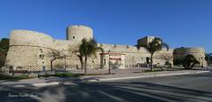 Castello di Manfredonia (FG) (francescociccotti1) Tags: castelli puglia manfredonia turismo architettura