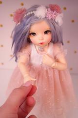 Pandora - LittleFee Ante (Rukiya Shalidora) Tags: ltf ante fairyland doll bjd alpaga alpaca wig handmade littlefee
