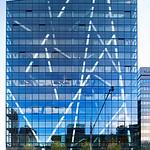 乃村工藝社本社ビルの写真