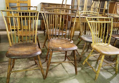 Windsor Style Chairs ($201.60)