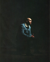 Loaneski (fraser_west) Tags: portrait studio film 6x7 artist hiphop analog 120 kodak portra400 cinematic dark moody grain mamiya mamiyarz67 wetheconspirators