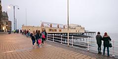 The royal pier, Aberystwyth. Wales (Minoltakid) Tags: aberystwyth aber aberystwythpier aberystwythpromenade pier pleasurepier welshseaside welshheritage welshcoast westwales welsh oldpier royalpier theroyalpier welshseasidetown welshtown town towninwales street streetscene streetphotography ceredigion ceredigioncounty wales seaside seasidetown seasidephotography sea seafront theminoltakid minoltakid rossdevans rossevans ross