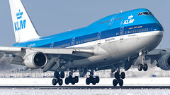 "KLM Boeing 747-400 at Amsterdam Airport Schiphol (PH-OTO) Tags: klm747 boeing 747400 747406 2005 snow amsterdam airport schiphol kaagbaan polderbaan buitenveldertbaan aalsmeerbaan ""the netherlands"" 0624 18r36l 18l36r 18c36c 0927 air aircraft airline airlines airplane avgeek civil military private general aviation aviationdaily aviationgeek avporn canon eos fighter fighterjet flight fly force helicopter jet photo photography photos pilot plane planespotting sky spotting"