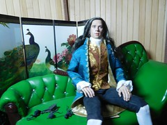 When rats just aren't enough (Cremdon) Tags: interviewwiththevampire louis figuremasters 16scale actionfigures