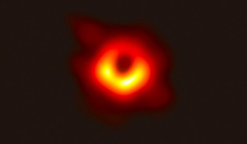 Black Hole Event Horizon, variant