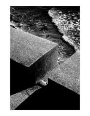 (Brendan | Toews) Tags: leica leicam7 leicasummilux50mmf14asph 50mm ilford ilfordhp5 bw blackandwhite film ocean sea vancouver