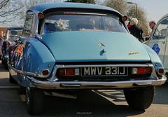 Supercars and more Pulborough 2019 (James Raynard) Tags: car classic pulborough display public event nikon d80 zoom outdoor citroen ds citroën déesse