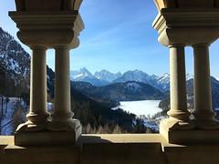 View (Xtraphoto) Tags: winter castle schloss neuschwanstein alpsee hills berge view aussicht