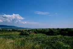 En las Tablas de Daimiel (Anavicor) Tags: landscape paisaje nube cloud cielo sky blue azul tablasdedaimiel nwn martesdenubes