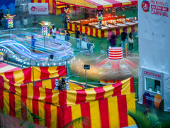 Spinning and swirling (Thanathip Moolvong) Tags: spinning swirling moving dizzy fun screaming color carnival joy