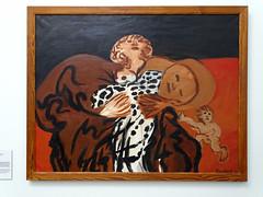 Rotterdam '19 (faun070) Tags: rotterdam museumboijmansvanbeuningen modernart painting constant motherandchildconstant