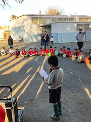 (America SCORES Bay Area) Tags: americascoresbayarea soccer poetry servicelearning
