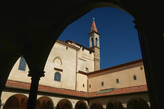 Firenze, San-Marco (Les 3 couleurs) Tags: firenze florence italie italy italia toscana tuscany toscane sanmarco