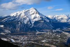 DSC_3038 (CEGPhotography) Tags: vacation travel canada banff mountains 2019 gondola banffgondola sulphurmountain banffnationalpark