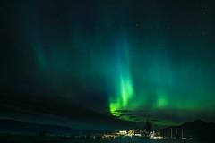 Celestial music (Sizun Eye) Tags: auroraborealis aurores northernlights iceland hofn night sizuneye music nikond750 tamron 2470mm