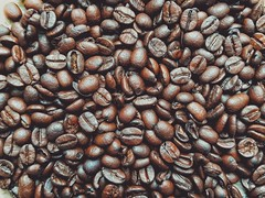 bunch of coffee beans - Credit to https://myfriendscoffee.com/ (John Beans) Tags: coffee bean coffeebean brown cafe coffeebeans shopbeans espresso coffeecup cup drink