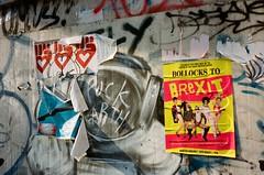 Berlin (iampaulrus) Tags: berlin germany mjuii olympusmjuii lomography portra kodak film filmphotography analog analogue 35mm 35mmfilmphotography film35mm art streetart graffiti brexit