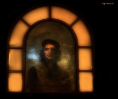 Che (Billy McDonald) Tags: hdr cheguevara light paimting portrait prague