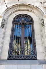 Con un reflejo (Micheo) Tags: granada spain ventana window formasdemirar