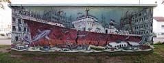 "Violant - ""Mayday"" (VIOLANT3) Tags: violant muralism portugal"