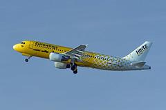 Eurowings Airbus A320-214 D-ABDU Hertz Livery (EK056) Tags: eurowings airbus a320214 dabdu hertz livery düsseldorf airport