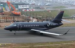 M-CKSB Dassault Falcon 2000 (R.K.C. Photography) Tags: mcksb dassault falcon2000 6 kaginvestaps manx aircraft bizjet aviation luton bedfordshire england unitedkingdom uk londonlutonairport ltn eggw canoneos100d