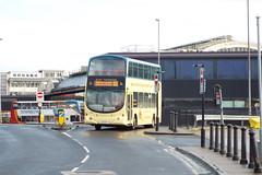 721-02 (Ian R. Simpson) Tags: yx07hkh a18eyc volvo b7tl wright eclipsegemini showbus2007 eastyorkshire eyms bus 721