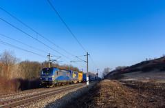 Adria Transport 193 822, Nickelsdorf (Paha Bálint) Tags: lte lte193 br193 freighttrain train güterzug austria