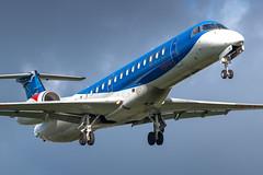 G-RJXG bmi Regional Embraer ERJ-145EP (buchroeder.paul) Tags: essa arn stockholm arlanda airport sweden europe final grjxg bmi regional embraer erj145ep