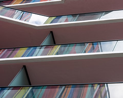 Abstract_124862 (gpferd) Tags: art building construction reflection repetition miami florida unitedstatesofamerica us