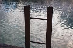Ladder from the depths (tgi_stephy) Tags: akaroaharbour ladder u25 akaroa bankspeninsula wharf akaroawharf rust vogc canterbury jetty harbour harbor