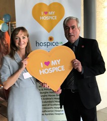 Supporting Hospice UK campaign