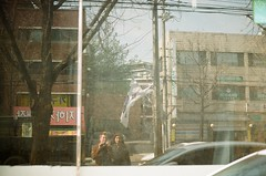 Seoul (asahi demartiny) Tags: film pentax pentaxasahi asahi korea seoul плёнка mirror зеркало корея