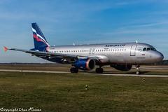 Aeroflot VP-BKC (U. Heinze) Tags: aircraft airlines airways airplane planespotting plane flugzeug haj hannoverlangenhagenairporthaj eddv nikon nikon28300mm d610