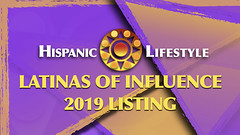 2019 Latinas of Influence