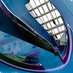 malliverse (m_laRs_k) Tags: sliderssunday hss architexture ludwigshafen 1240 rheingalerie lightroomed olympus omd germany pfalz mall shoppingcenter mlarsk