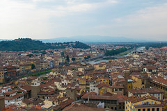 Firenze view (jansterino) Tags: firenze florence italia italy europe cityscape landscape river arno nikon nikkor d3300