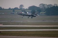 RAF F-35 Lightning II (Sam Wise) Tags: marham european retirement force royal air lockheed f35 fighter bomber martin lightning jet strike raf norfolk attack