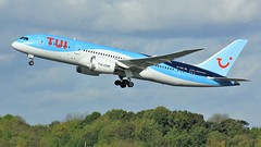 G-TUIE (AnDyMHoLdEn) Tags: thomson tui 787 dreamliner egcc airport manchester manchesterairport 23r
