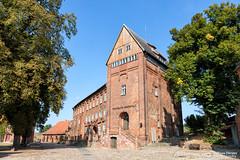 Festung / Fortress Dömitz (NinjaAndi) Tags: canon eos6d deutschland germany landscape meklenburgvorpommern dömitz festung elbe