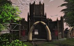 ROAWENWOOD @ RFL of SL HOME & GARDEN EXPO (JoytiBloom of Second Life) Tags: 100meshoriginal mesh secondlife indoor outdoor design landscape home decor homeliving garden photography fashion roawenwood rflofsl homegardenexpo