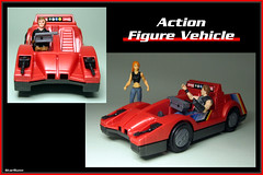 Arco - Action Figure Vehicle  03 (StarRunn) Tags: arco toy car 118scale 1980s futuristic sf sciencefiction actionfigurevehicle