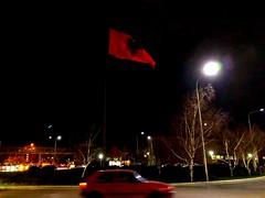 (Endrit Mazreku) Tags: car flag black red